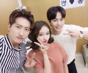 handsome, super junior, and jiyeon image