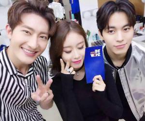 handsome, jiyeon, and vixx image