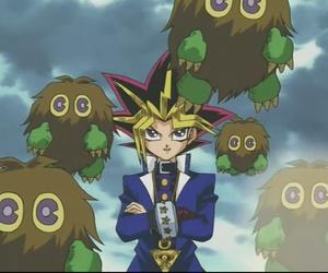 yami, yu-gi-oh, and kaiba image