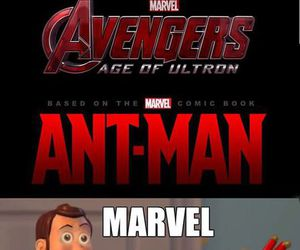 ant man, Avengers, and captain america image