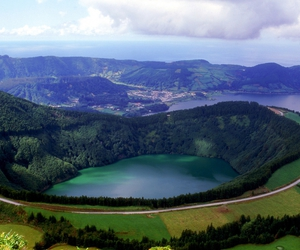 azores, Island, and portugal image