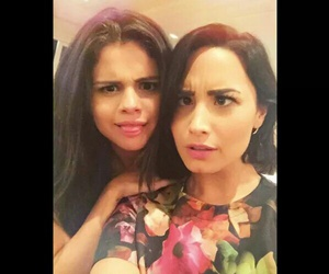 demi lovato, cool for the summer, and selena gomez image