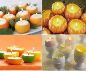 candles, diy candles, and candle crafts image