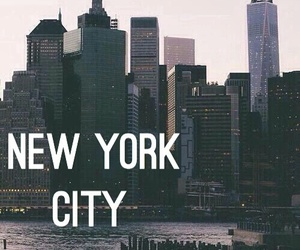 new york, new york city, and travel image