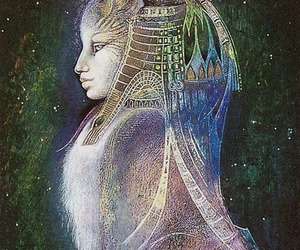 cool, pretty, and egypt image