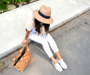 bag, casual, and fashion image