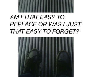 Easy, forget, and me image