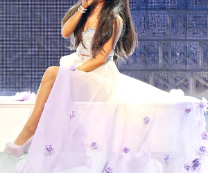ariana grande, my everything, and honeymoon tour image