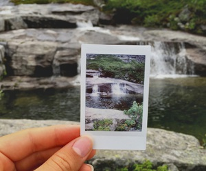 beautiful, polaroids, and travel image