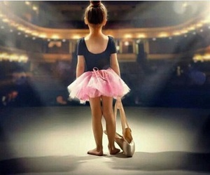 ballerina, ballet, and Dream image