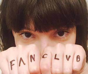 hands, fanclub, and lauren mayberry image