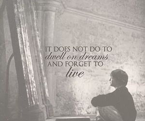 harry potter, Dream, and quotes image