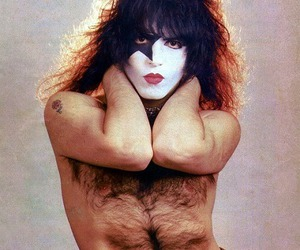 band, paul stanley, and kiss image