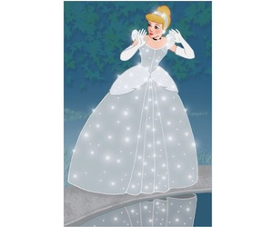 cinderella, clasic, and dress image