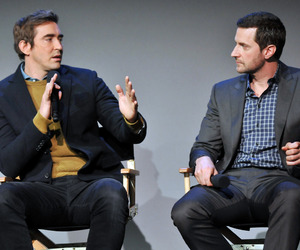 richlee, lee pace, and richard armitage image