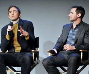richard armitage, lee pace, and richlee image