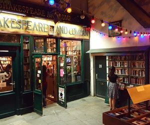 book, reading, and bookstore image
