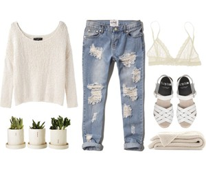 converse, girl, and outfit image