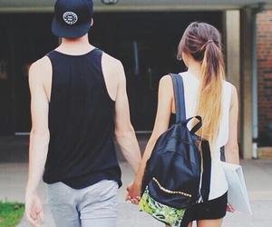 love, couple, and laurdiy image
