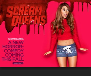 scary, ariana grande, and sream queens image