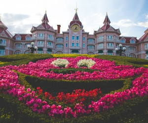 decoration, disney, and flowers image