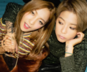 luna, amber, and f(x) image