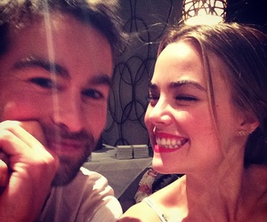celebrities, Chace Crawford, and couple image
