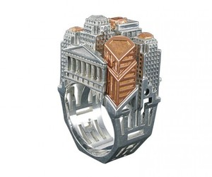 architecture, fashion, and jewelry image