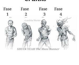 the maze runner, cranks, and the scorch trials image