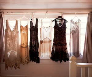 dress, pretty, and dresses image