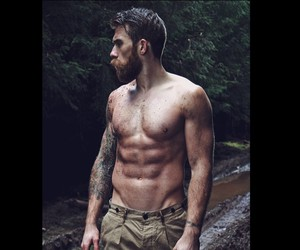 beard, bearded, and body image