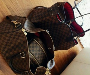 bags, girls, and fab image