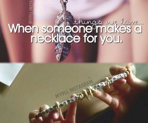 necklace, pretty little liars, and pll image
