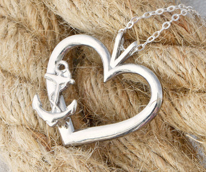 anchor, jewelry, and love anchors the soul image