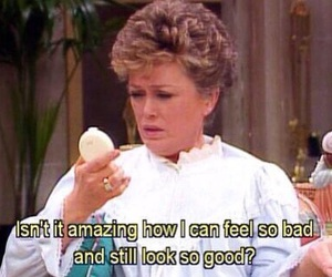 quotes, funny, and golden girls image