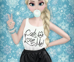 cold, frozen, and love it image