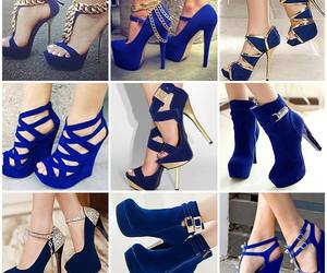 beauty, shoes, and women fashion image