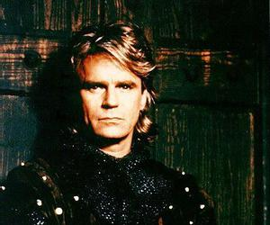 macgyver, cute, and richard dean anderson image