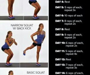 challenge, exercise, and fitness image