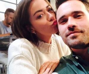 Brett dalton and chloe bennet dating