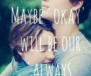 okay, the fault in our stars, and tfios image