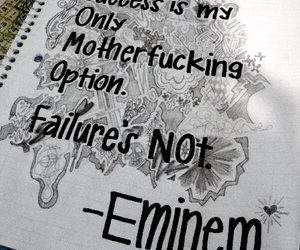 eminem, my, and sucess image