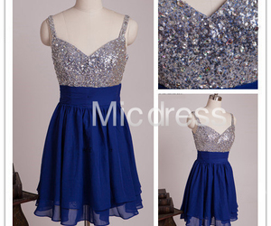 party dress, prom dresses, and short dress image