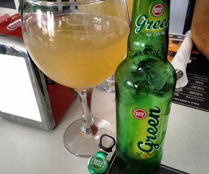 beer, limao, and cerveja image