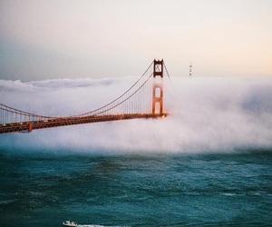 bridge, Dream, and san francisco image