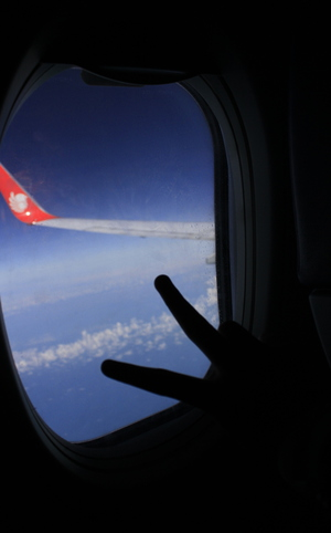 indonesia, photography, and plane image