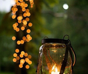 light, candle, and lantern image
