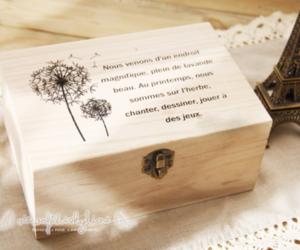 box, paris, and cute image