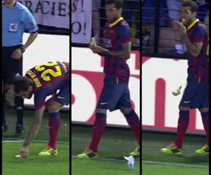 dani alves, Barcelona, and football image
