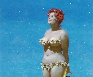hilda, duane bryers, and pin-up image